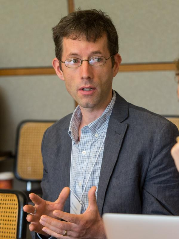 Will Hanley.  (c) Institute for Advanced Study, Princeton 2015 photographer: Andrea Kane