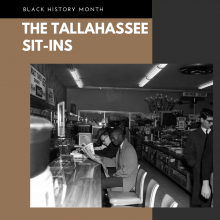 Black History Month: Tallahassee sit-in